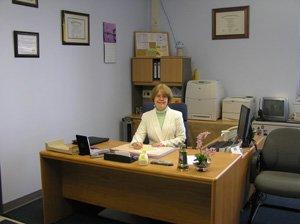Mrs. Diane Soulvie, C.I.O.